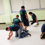Commercial VCT Flooring New York