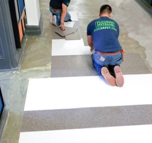Commercial Flooring Installers