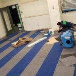 VCT Flooring Queens Gallery